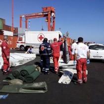 Sbarco Migranti Porto Salerno